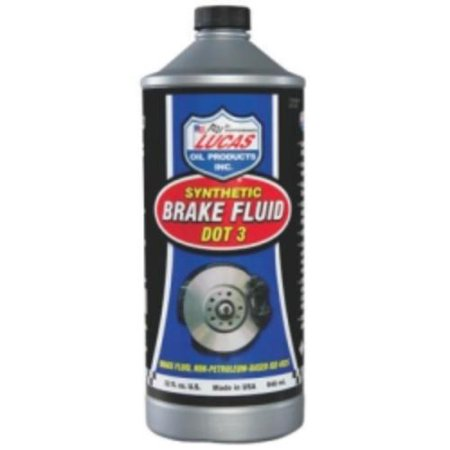 - Dot 3 Brake Fluid 32oz, 12pc