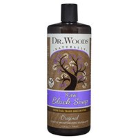 Dr. Woods Ideal Skin Care Pure Black Soap 32 oz