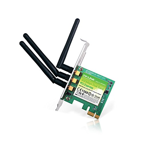 TP-Link N900 Wireless Dual Band PCI-Express Adapter (TL-WDN4800)