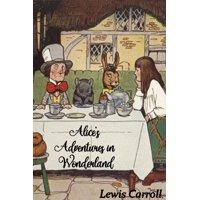 Alice's Adventures in Wonderland - eBook