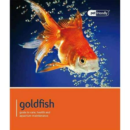Goldfish: Pet Book