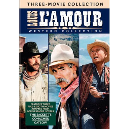 Louis L'Amour Western Collection (DVD) (One Love Collection)