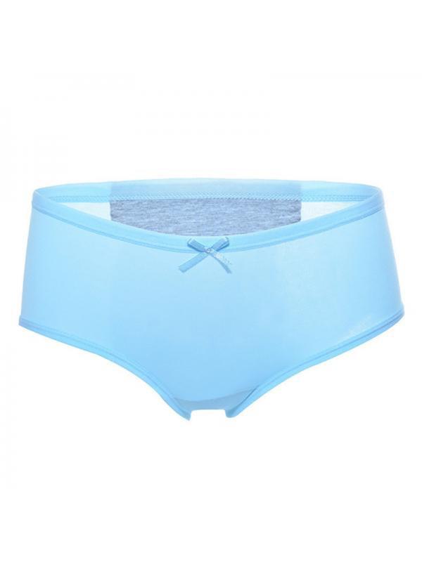 Women/'s Menstrual Period Underwear Modal Cotton Panties Physiological Leakproof