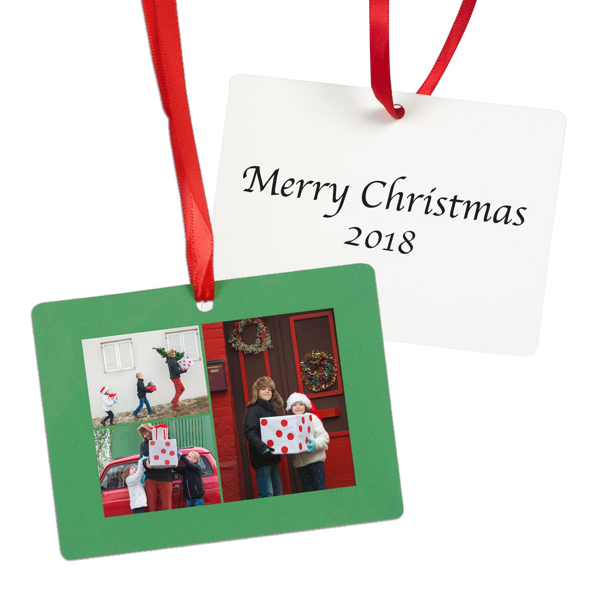 Photo Collage Ornament