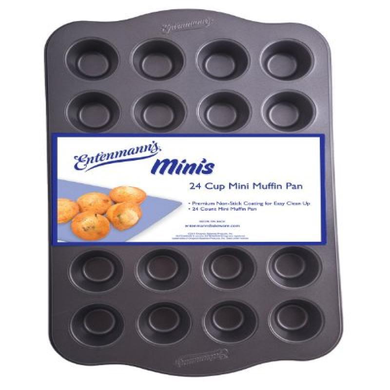 Entenmann's 155355 Classic Mini Muffin and Mini Brownie Set