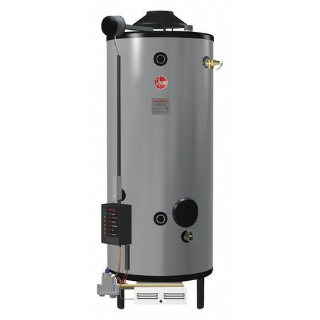 RHEEM-RUUD Water Heater,100 gal.,199900 BtuH, NG G100-200 on instant water heater mobile home, gas hot water for mobile home, rheem 30 gal water heater model modular home, 30 gallon electric water heater mobile home, rheem high efficiency water heaters, peerless mobile home, home mobile home, rheem hot water tanks, electric heating for mobile home, whirlpool water heater mobile home, rheem water heating units, hot water heater mobile home, 40 gallon electric water heater mobile home, gas water heater mobile home, small natural gas heater in home, natural gas space heater prices home, rheem hot water heaters, rheem water heaters electric, on-demand water heater home, heaters for home,