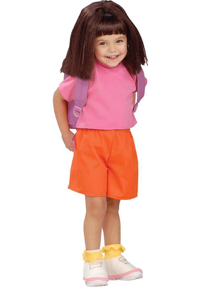 Dora Deluxe Child Halloween Costume by Rubies