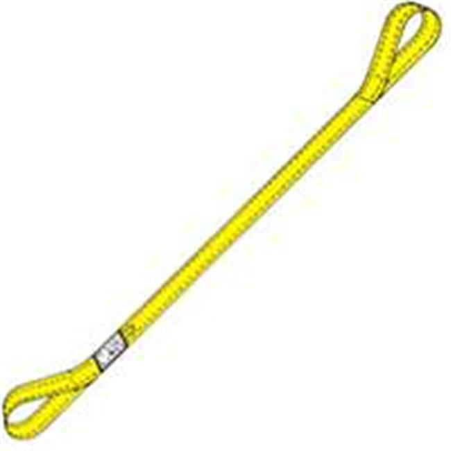 1-Inch by 4-Foot S-Line 20-EE1-9801X4 Lifting Sling 1-Ply Flat Eye to Eye Sling
