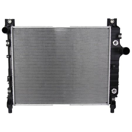 NEW RADIATOR ASSEMBLY FITS DODGE 00-04 DAKOTA 4.7L 5.2L 5.7L V8 5211CC 285 CID 8012294 52028818AD 3516 CH3010286 REA41-2294A