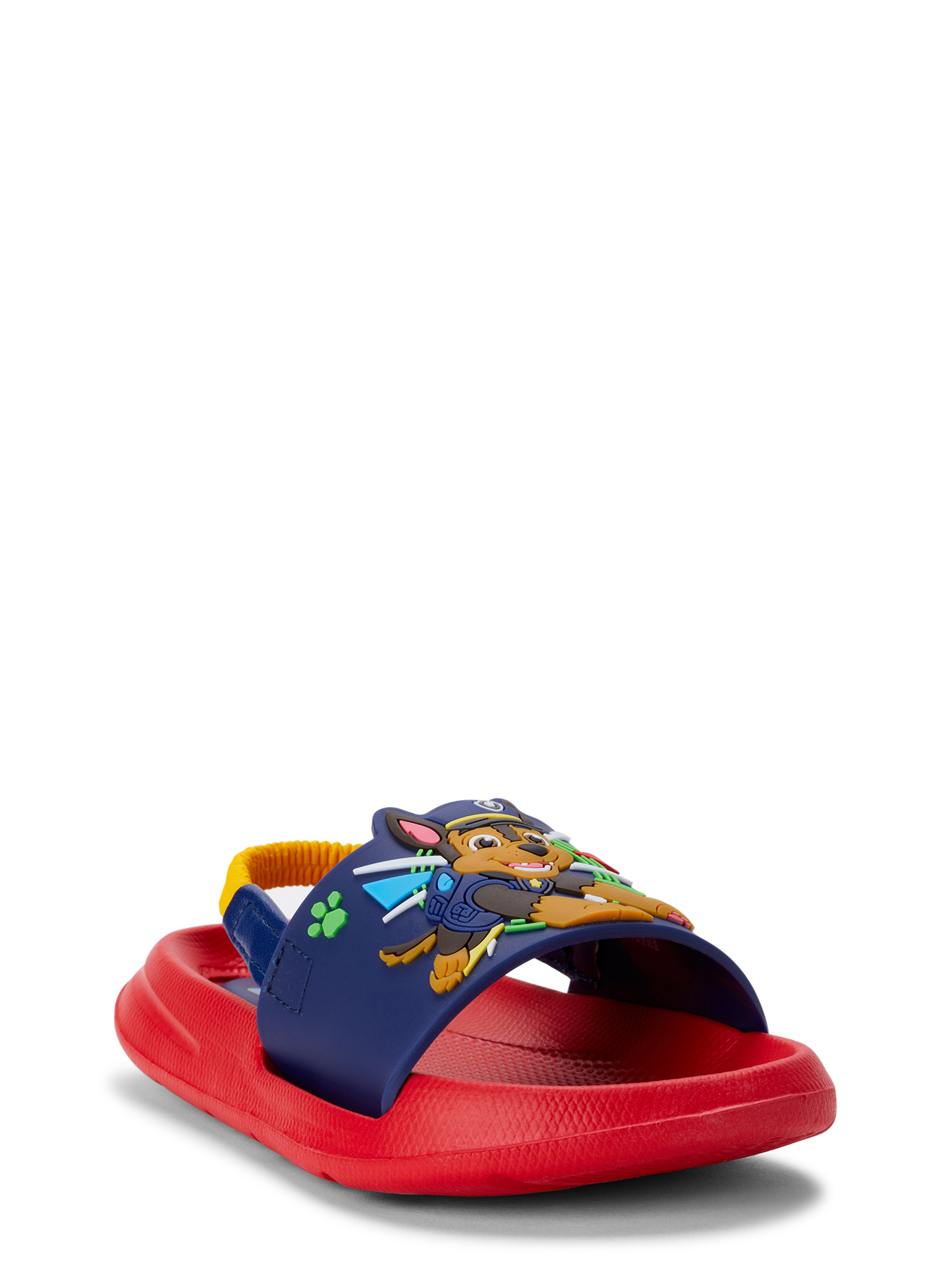 Boy/'s Toddler PAW PATROL Blue Athletic Casual Sandals//Flip Flops//Shoes NEW