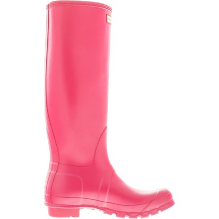 d917fcf534c Hunter Women s Original Tall Silver Knee-High Rubber Rain Boot - 10M -  image 1 ...