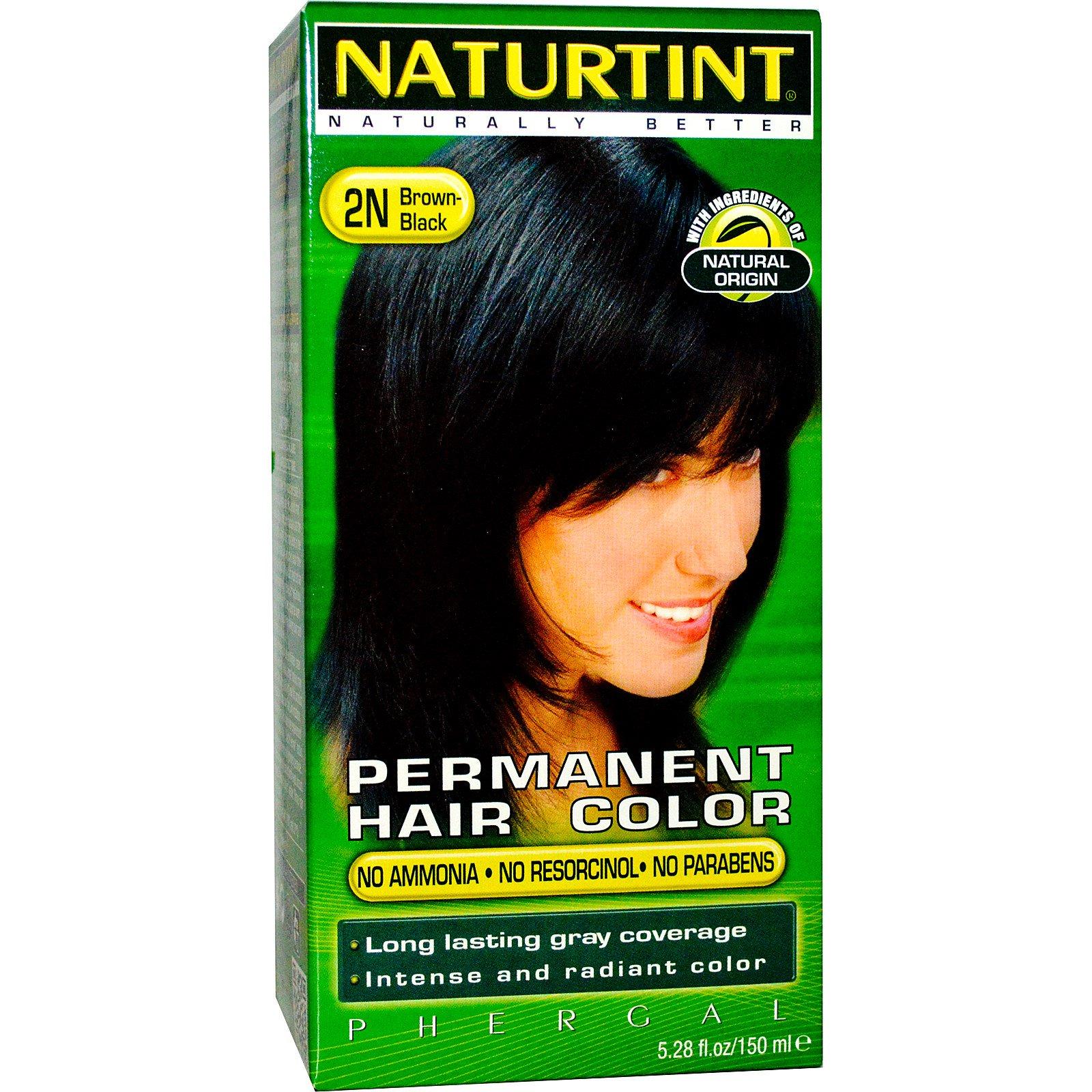 Naturtint Permanent Hair Color 2n Brown Black 528 Fl Ozpack Of