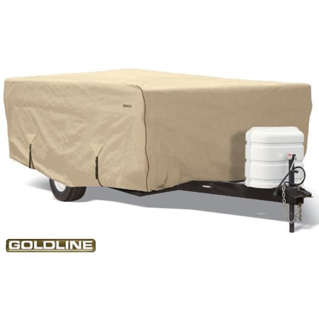 Goldline Pop Up Camper Covers by Eevelle | Fits 16 - 18 Feet