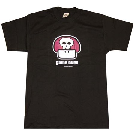 - Nintendo Game Over T-Shirt