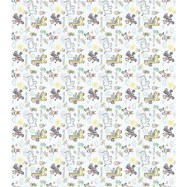 Decoupage Papers 13.75 x 15.75 in. 3 Pack - Kids Friends