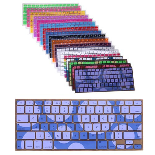 TCD MacBook Pro 13 15 17 Silicone Keyboard Cover Skin Retail Package