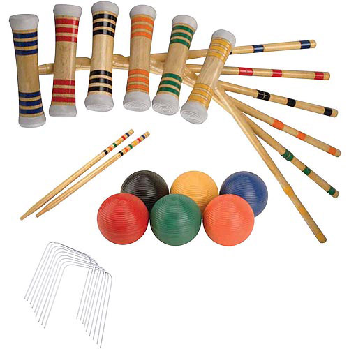 DMI Expert Croquet Set