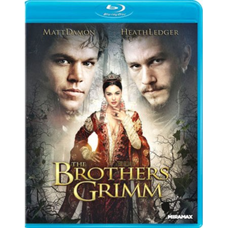 The Brothers Grimm (Blu-ray) (The Heath Brothers)