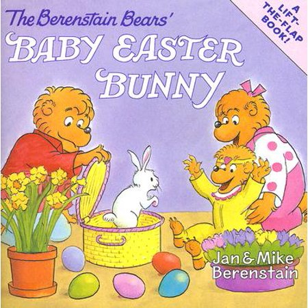 Berenstain Bears (8x8): The Berenstain Bears' Baby Easter Bunny - Easter Crafts For Toddlers