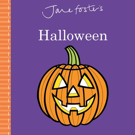 Jane Fosters Halloween (Board Book) for $<!---->