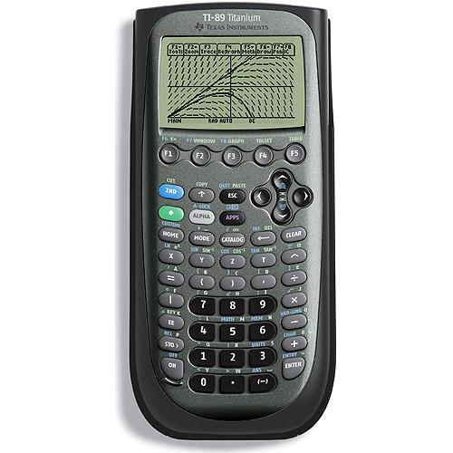 Texas Instruments 89TVSC/CBX/1L1/A TI89TITANIUM Viewscree...