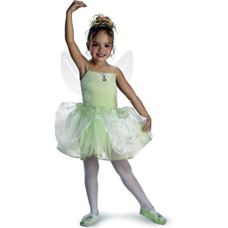 tinkerbell ballerina child halloween costume - Halloween Ballet Costumes