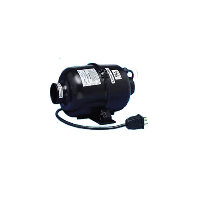 Air Supply 3210120 Ultra 2000 Indoor Blower 1.0 HP 110V with 3' Nema Cord