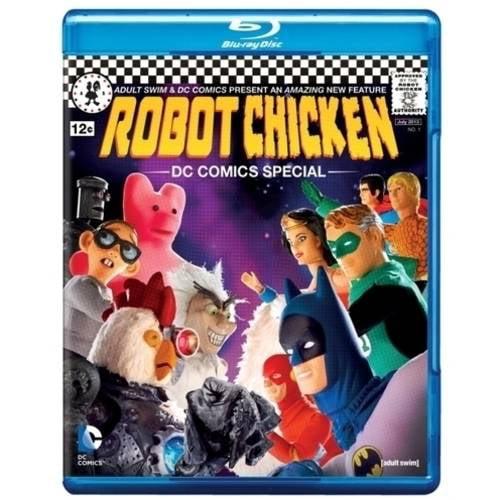 Robot Chicken: DC Comics Special (Blu-ray) (Widescreen)