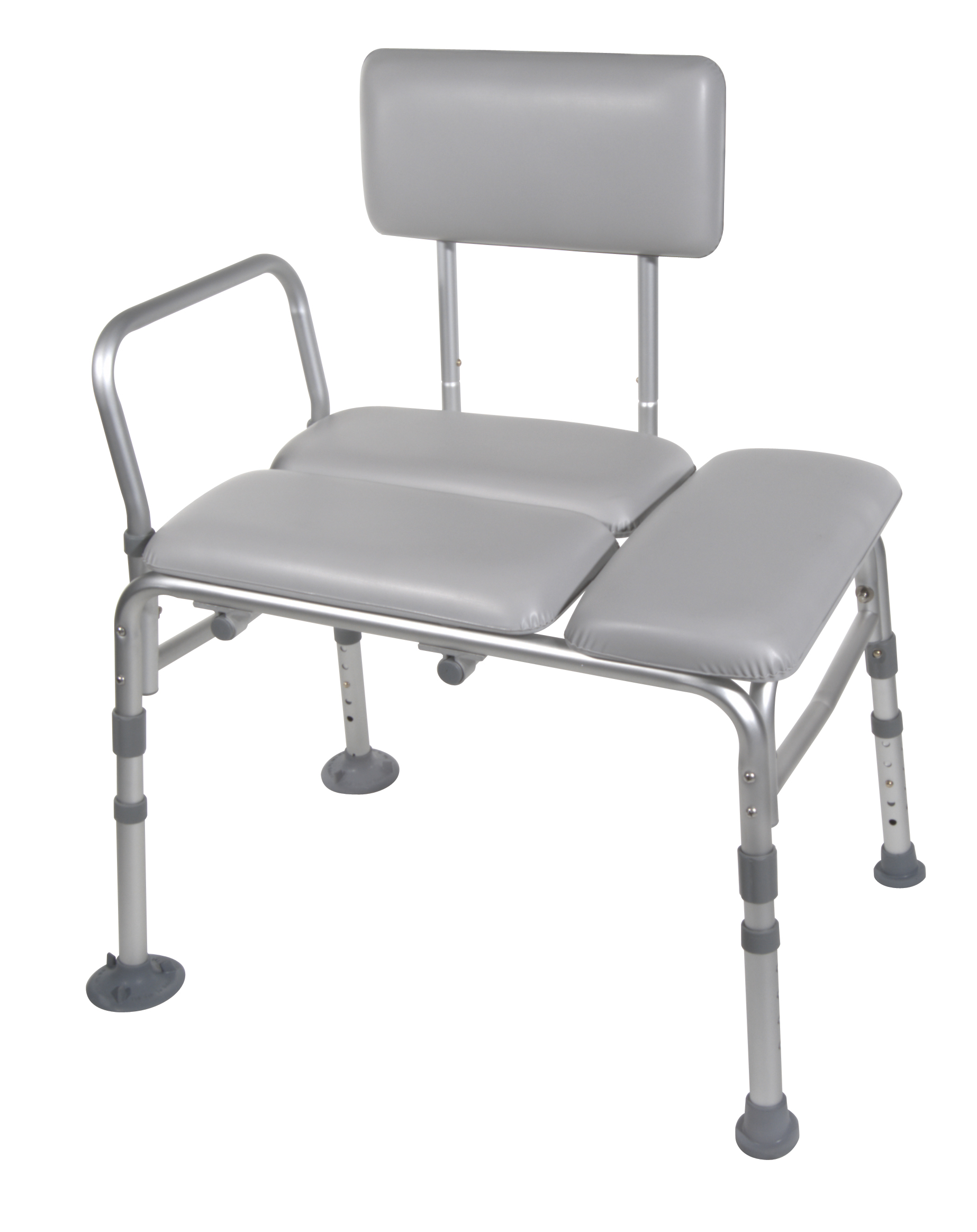 Drive Medical Padded Seat Transfer Bench Walmart