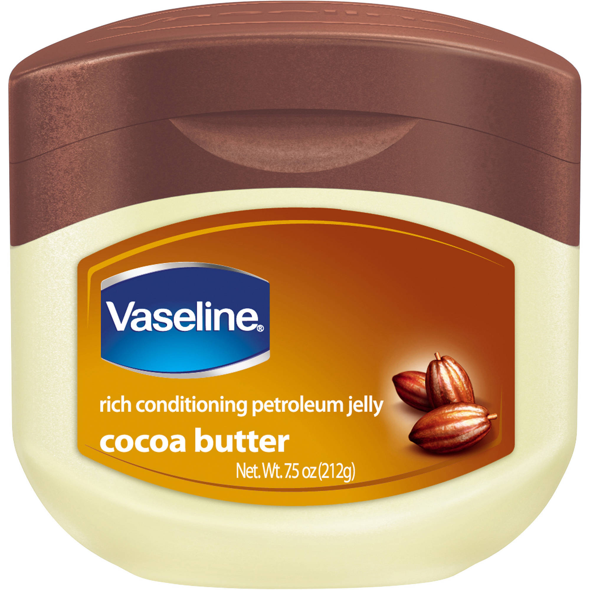 Vaseline Cocoa Butter Jelly, 7.5 oz