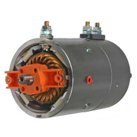 NEW 12V ELECTRIC MOTOR FITS RAMSEY WINCH PLATINUM MUR6201 MUR6201A MUR6203 MUR6203S MUQ6201 MUQ6203 MUQ6203A MUR6303 MUR6303 458103  MBJ6200 458107 458114 464116 464148 464216 46-4116 46-4148 46-4216 Electric Winch Motors