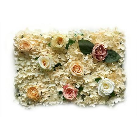 60 X 40cm Artificial Silk Rose Flower Wedding Decoration Party