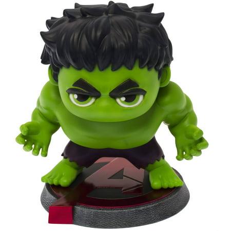 "Dragon Models Hero Remix 6"" Bobblehead Series, Marvel Avengers Age of Ultron Hulk"