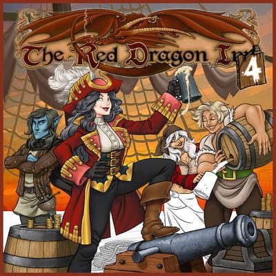 Red Dragon Inn Allies - Erin T ()