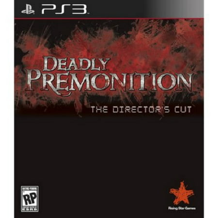 Cut Station (Rising Star Games Deadly Premonition: The Director's Cut - Playstation)