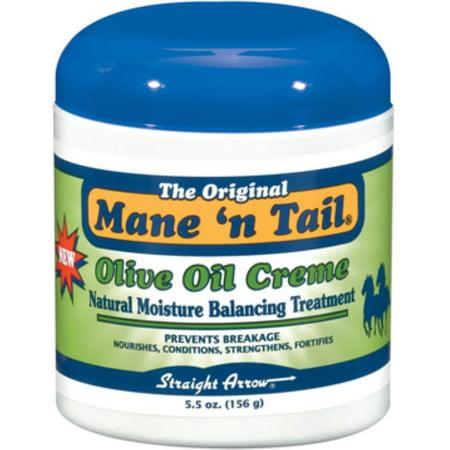 Mane'n Tail Olive Oil Creme, 5.5 oz (Pack of -