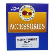 Thumlers Tumbler 8 oz. Plastic Tumbling Beads Rock Polishing Media