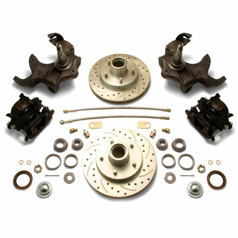 67-69 Camaro/Firebird 68-74 Nova 2-Inch Drop Brake Conversion Kit