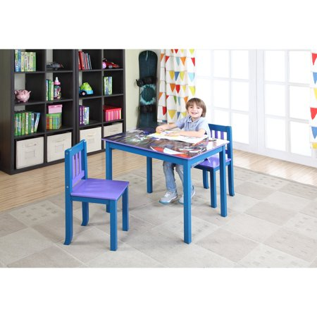 O Kids Batman Joker And Penguin Version Table And Chairs