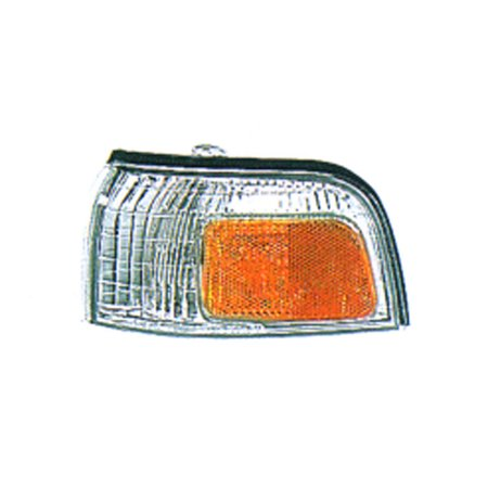 1990-1991 Honda Accord  Aftermkt Driver Front Parking and Side MarkerLamp Assembly 34350SM4A02-V