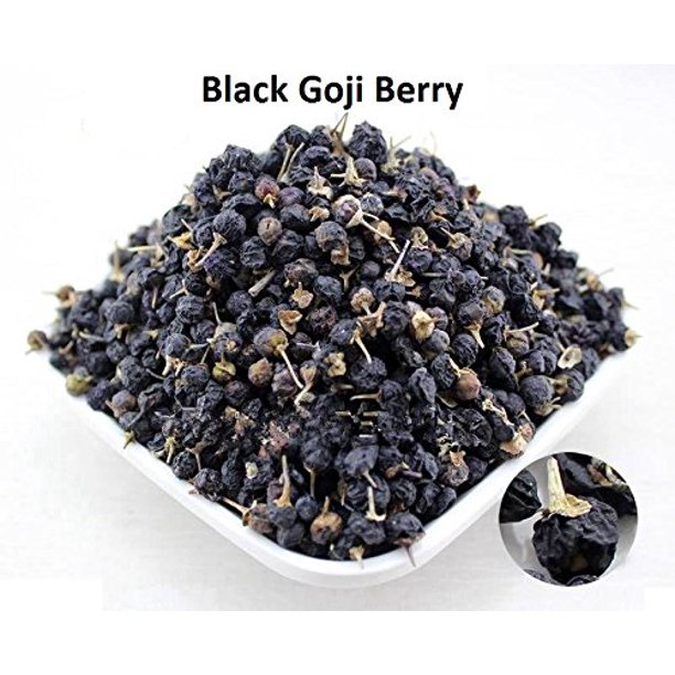 Herbsgreen Black Goji Berry Black Wolfberry 4oz Walmart Com