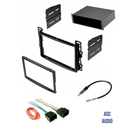 Surprising Asc Audio Car Stereo Dash Kit Wire Harness And Antenna Adapter For Wiring 101 Mecadwellnesstrialsorg