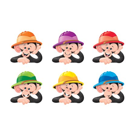 MONKEY MISCHIEF HATS MINI ACCENTS VARIETY PACK (Monkey Hats)