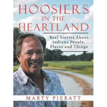 HOOSIERS IN THE HEARTLAND - PIERATT, MARTY - Marty The Zebra