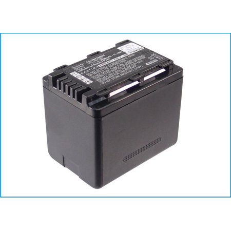 Cameron Sino 3000mAh Battery Compatible With Panasonic SDR-H85, SDR-T55, SDR-T50, SDR-S50, HDC-SD60, HDC-TM60, HDC-HS60K, HDC-TM55K, and others