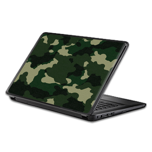 MightySkins Protective Vinyl Skin Decal Wrap for Universal Laptop Apple Asus Acer Dell Lenovo Sony Toshiba 11 13 15 17 sticker cover Green Camo