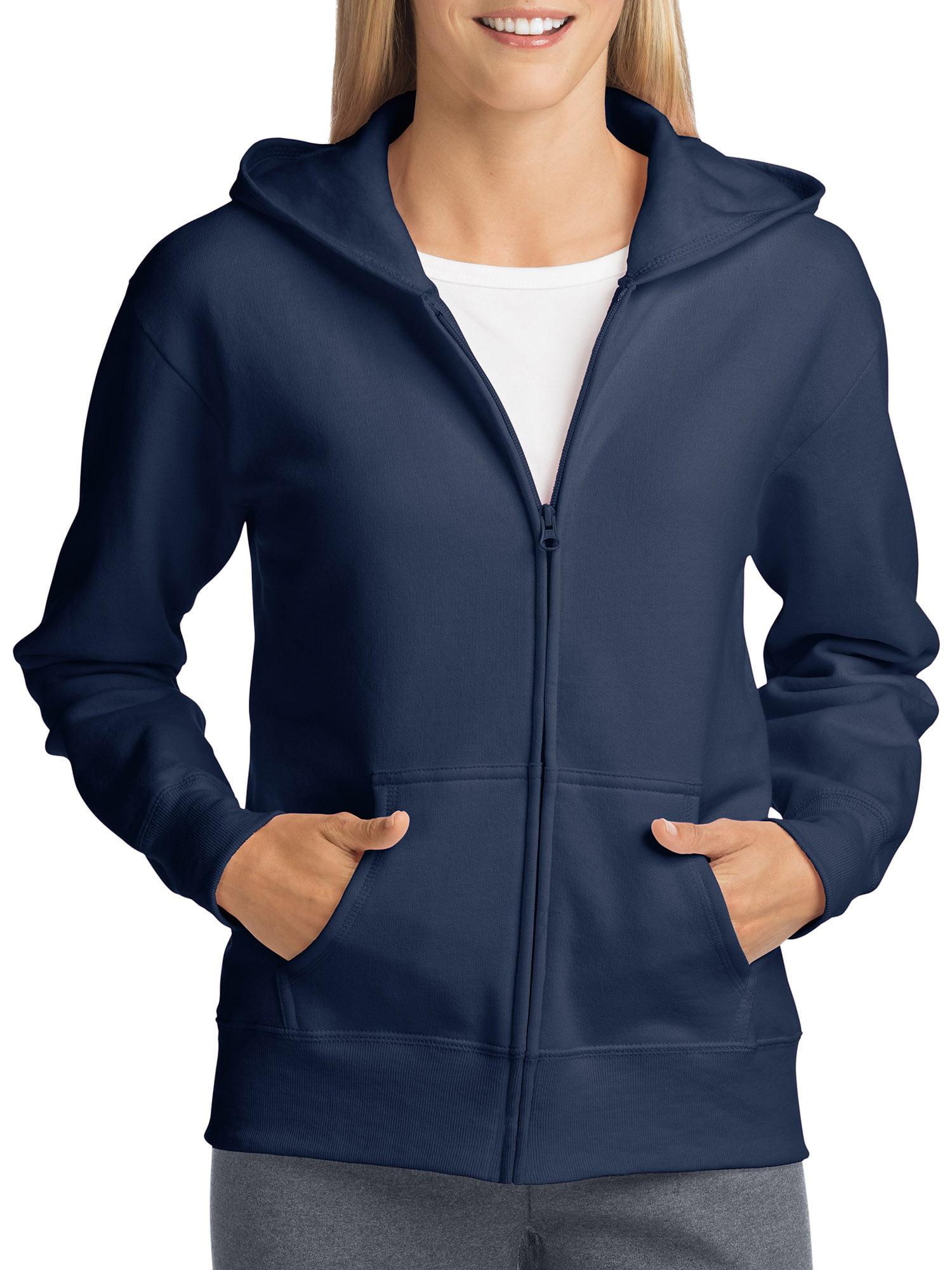 Women's Fleece Zip Hood Jacket