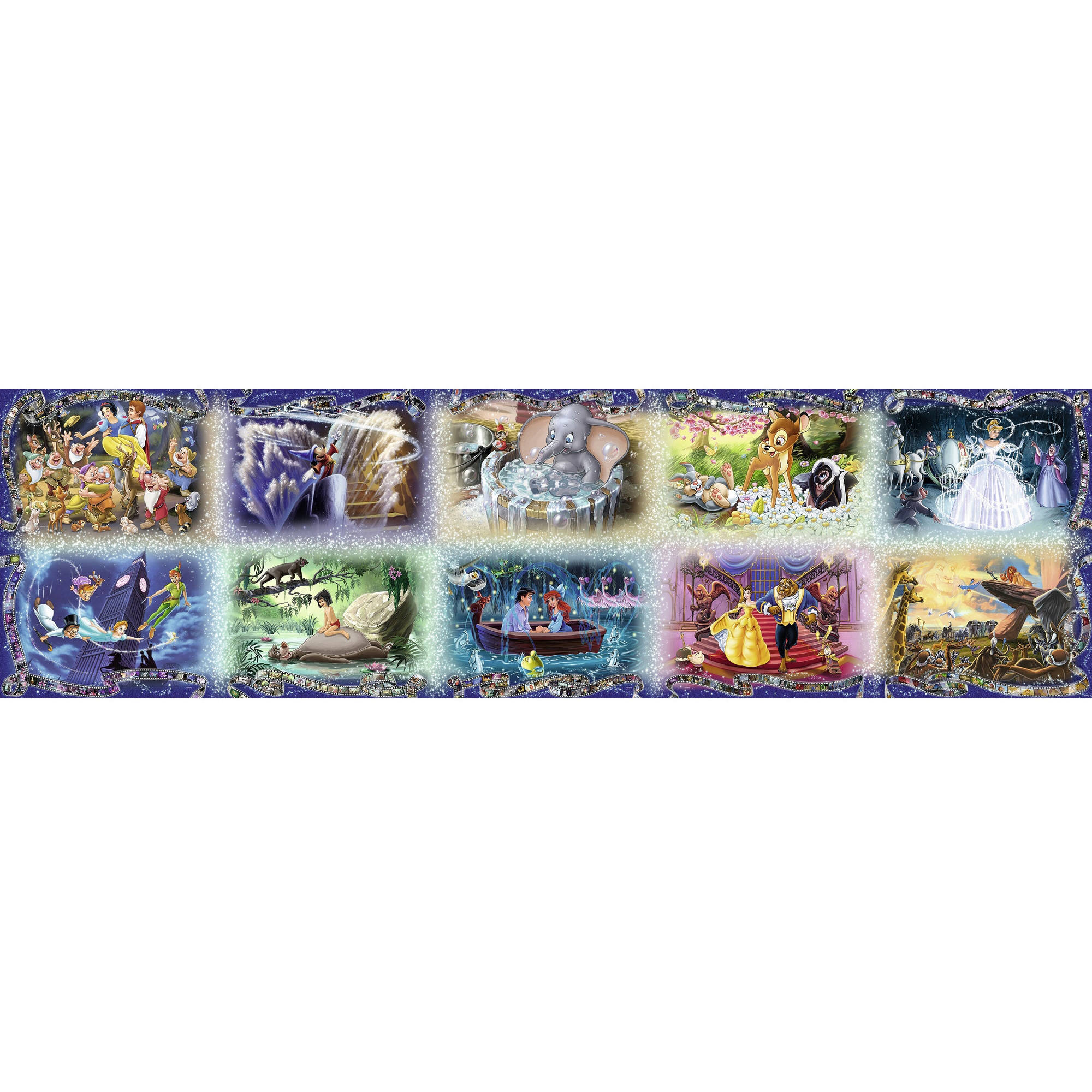 Ravensburger Memorable Disney Moments 40,320-Piece Puzzle by Ravensburger USA Inc