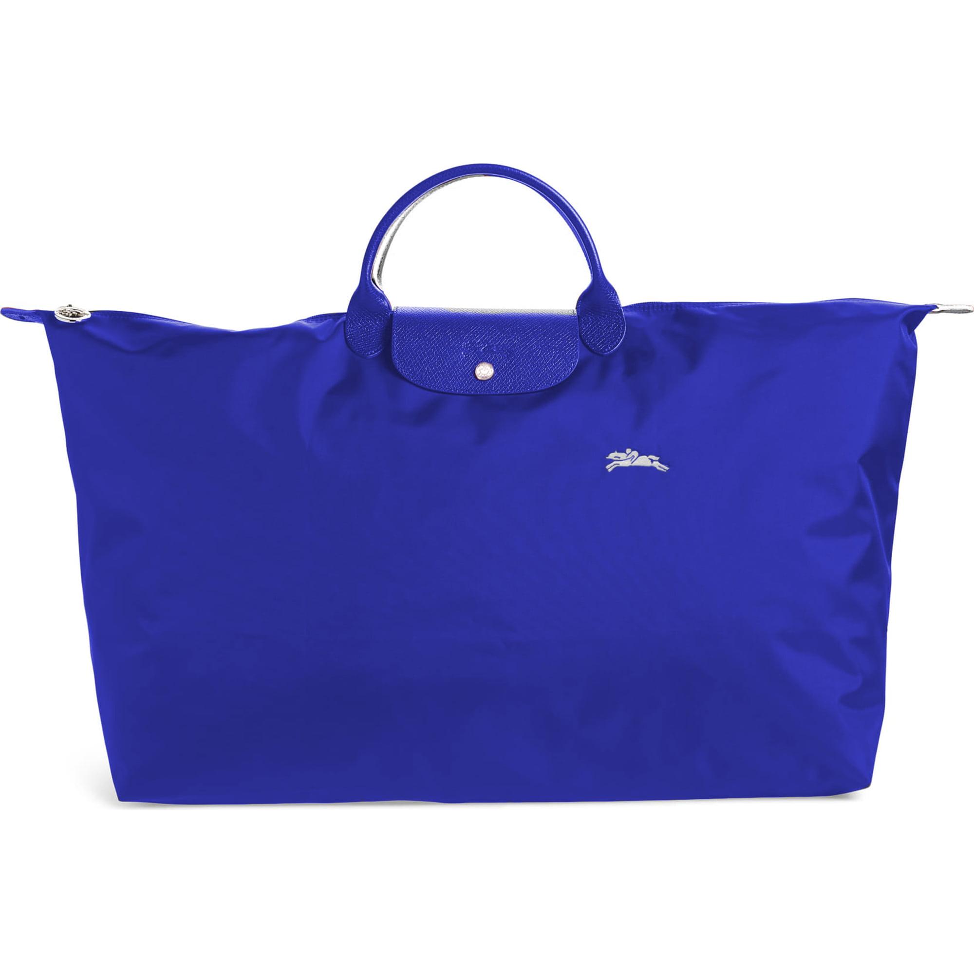 LongChamp Women's Le Pliage Club Travel Bag XL Cobalt Blue - Walmart.com