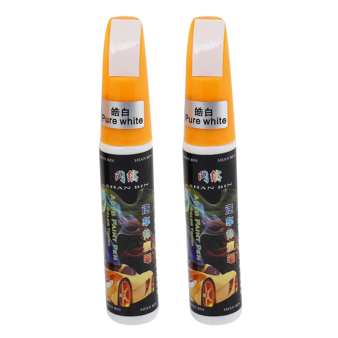Car auto scratching repair touch up paint pen black magic